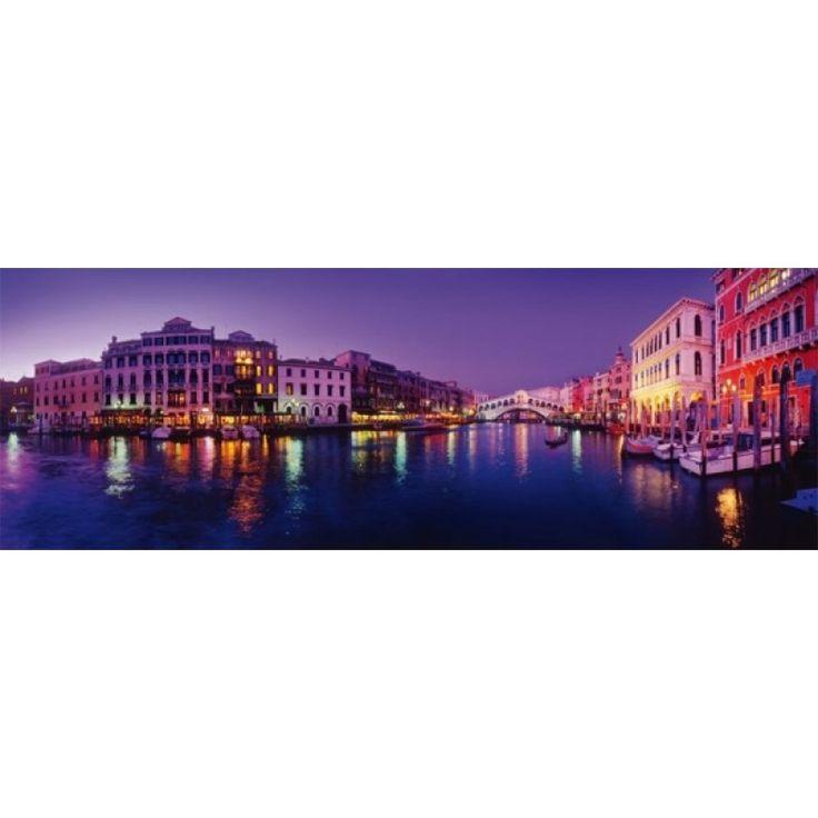 Гранд канал във Венеция,панорамен пъзел Schmidt 1000 части