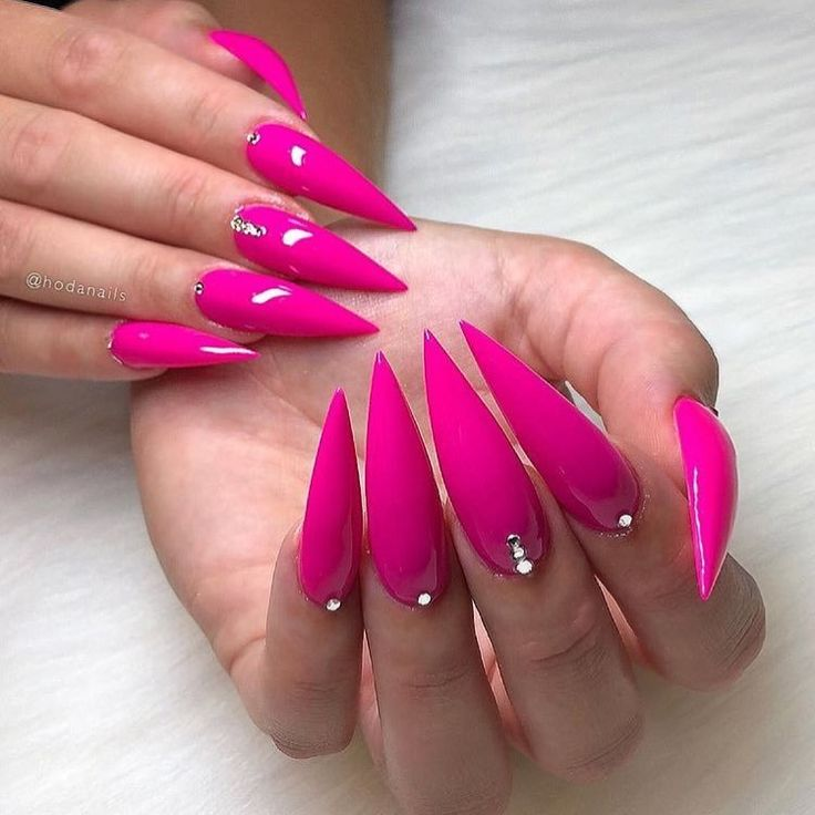 Best nails with Matte or Matte Nail Polish 2019 – Styles Art