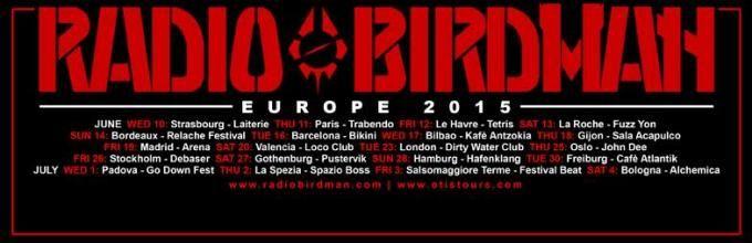 #Punk news:  Da mercoledì RADIO BIRDMAN in Italia http://www.punkadeka.it/da-mercoledi-radio-birdman-italia/ I Radio Birdman, pionieri di quella leggendaria scena rock'n'roll nata nella seconda metà degli anni Settanta, stanno per tornare in Italia dopo un'assenza durata ben 8 anni. Sono previste 4 date italiane che costituiranno un'opportunità imperdibile, per i loro moltissimi ...
