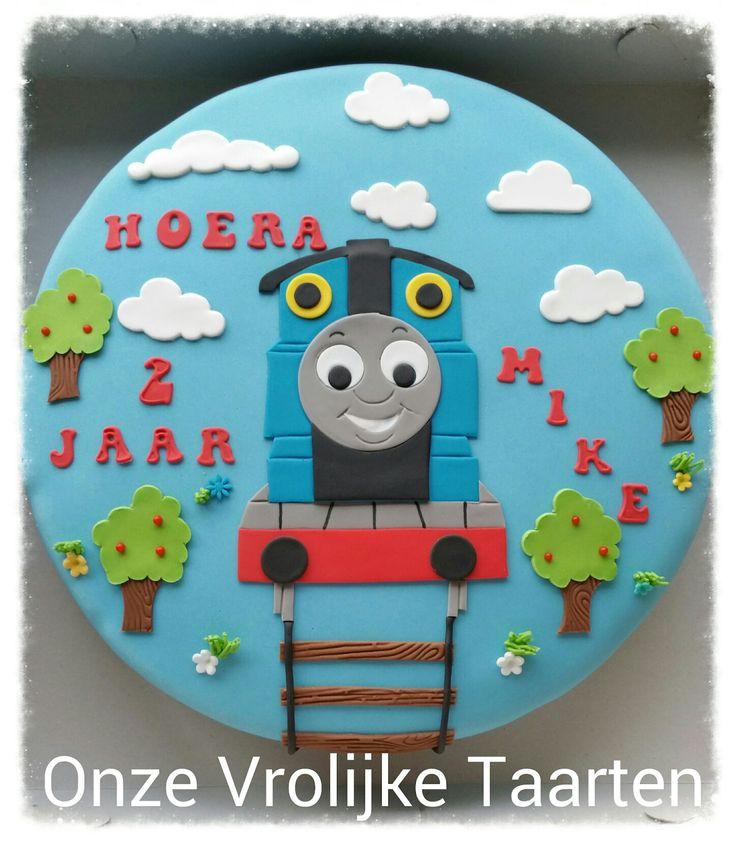 thomas de trein taart mike.jpg 1.447×1.664 pixels