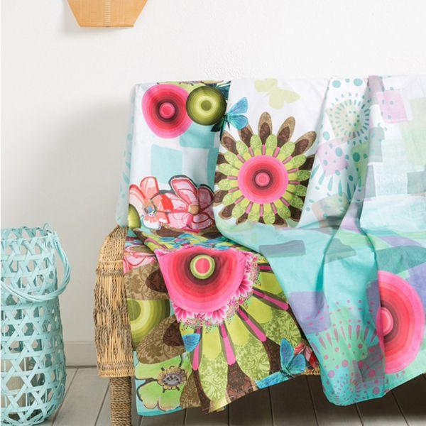 Rinnovare casa in estate può essere più semplice di quel che pensate: sfruttando foulard e vecchie lenzuola, per esempio, con la tecnica del…