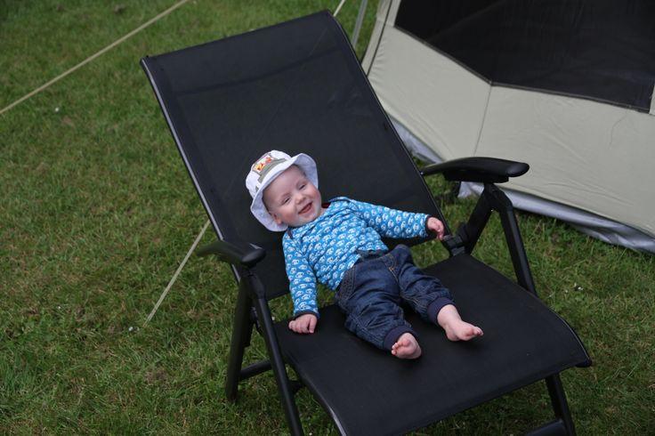 Heerlijk genieten tijdens Uit-jeTent. Voordelig kamperen op één van de campings.