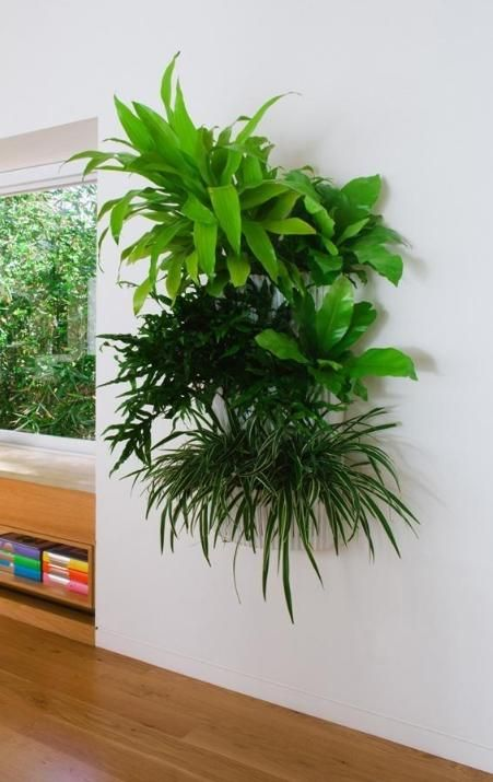 Vertical gardening company Wooly Pocket.