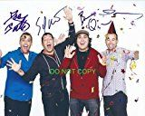 #7: Impractical Jokers cast reprint signed autographed photo #1 Sal Murr Joe Q TruTv