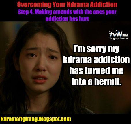 KDrama Fighting!: Overcoming Your Kdrama Addiction Step 4 #kdramafighting
