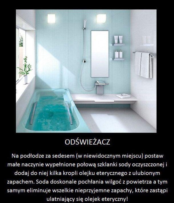Odświeżacz do łazienki