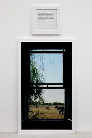 artnet Galleries: The view of my life, from the series: The Autobiographies by Sophie Calle from ARNDT