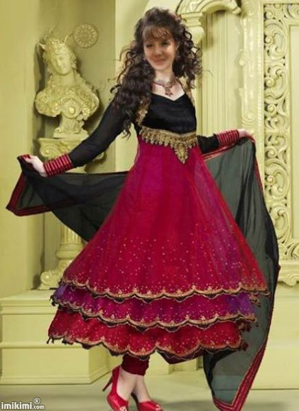 Ethnic Dress..