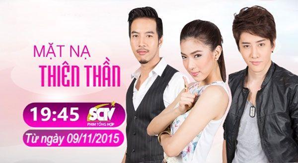 Xem Phim Mặt Nạ Thiên Thần - Thái Lan - SCTV - 2015 - Trọn bộ