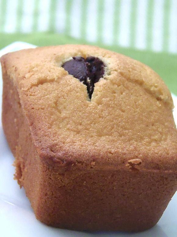 Plumcake al cuore di Cioccolato