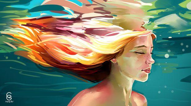 Digital Art by MANG BO