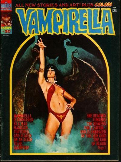Vampirella #30. #Vampirella