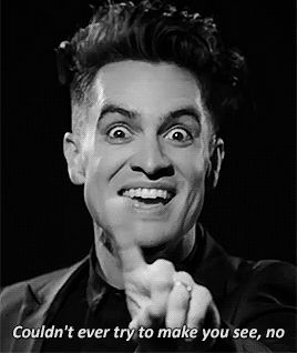 Trippy Brendon Urie                                                                                                                                                                                 More