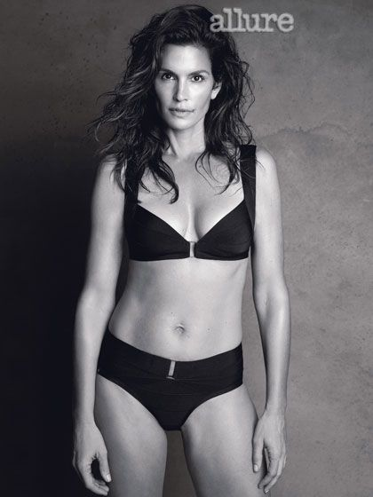 This is a very interesting read on how super models stay fit, with tips and advice. I can't believe one of them is 58 @_@