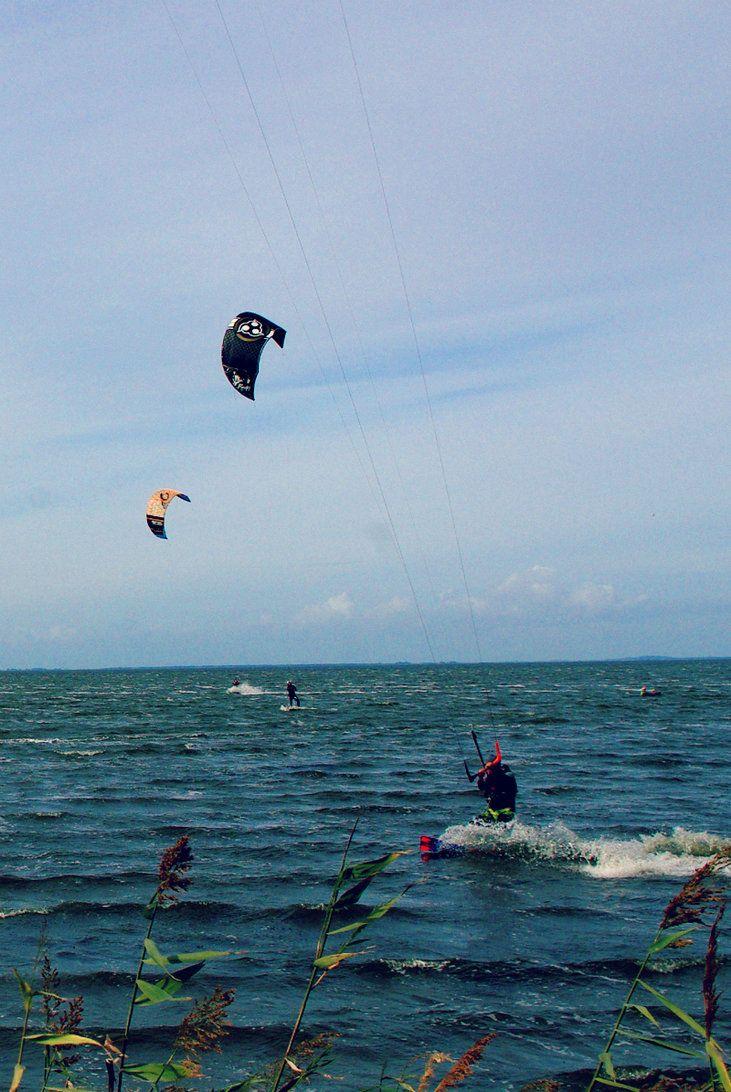 Poland 2016 Wolin kitesurfing 05 by eleocharis