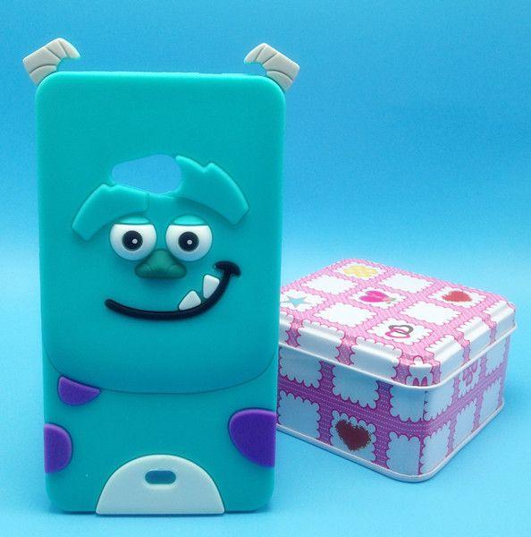 Phone Case For Microsoft Nokia Lumia 535 Case Cartoon Minnie Stitch Minion Sulley Cheshire Cat Soft Silicone Cover Case