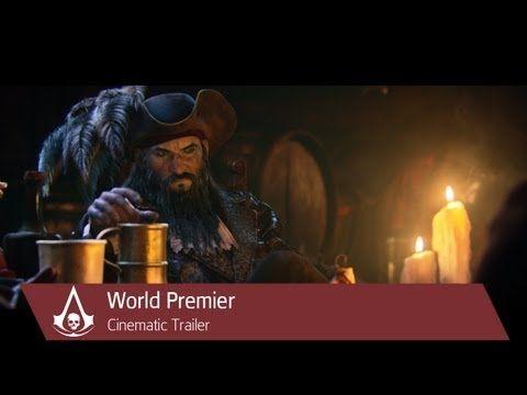 World Premiere Trailer | Assassin's Creed 4 Black Flag [North America]