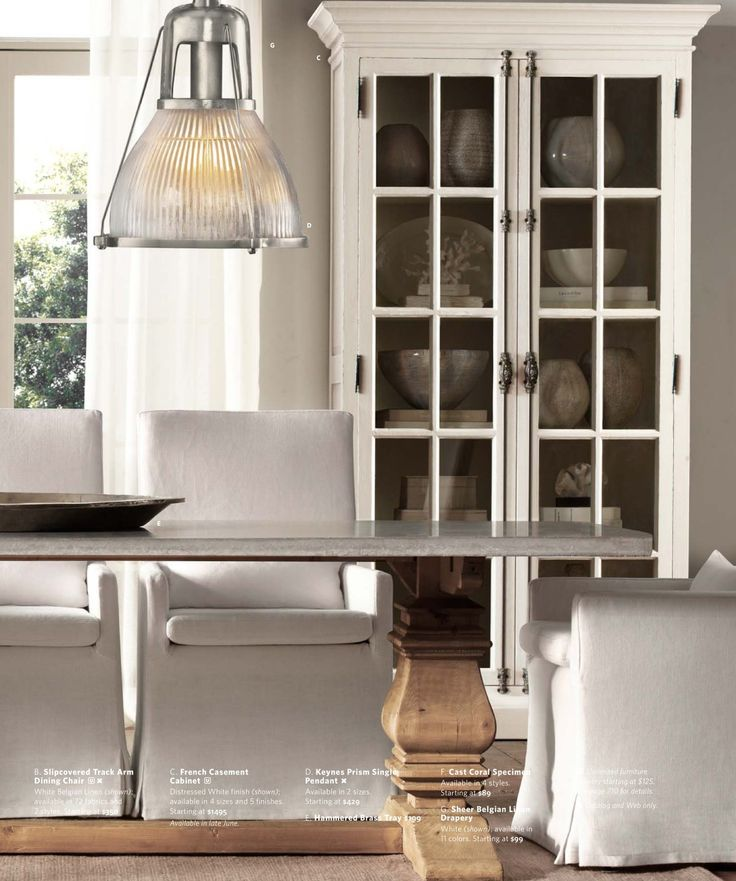 126 Best Restoration Hardware Images On Pinterest