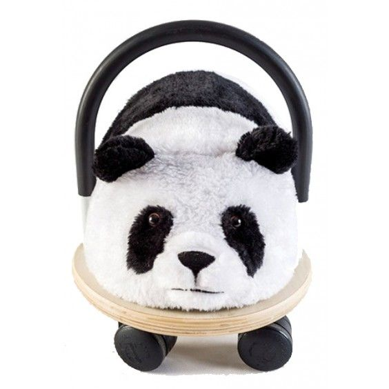 Wheely Bug - Panda Plush - would love this Panda Wheely Bug as there's no cuter way to zoom around #EntropyWishList #PintoWin
