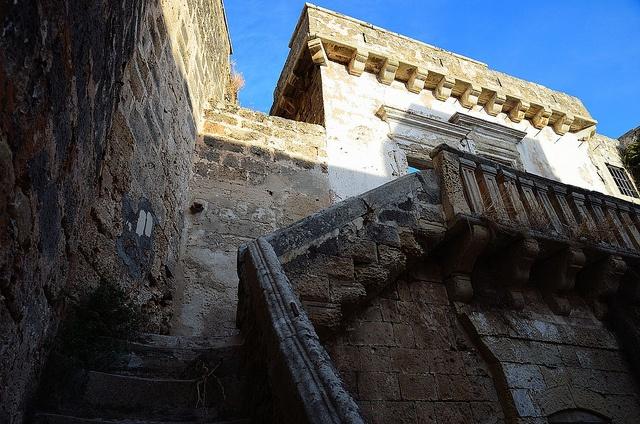 Corigliano dOtranto. #7 by Pierluigi Luceri (Salento), via Flickr #invasionidigitali il 28 aprile alle ore 10.00 con 34fuso