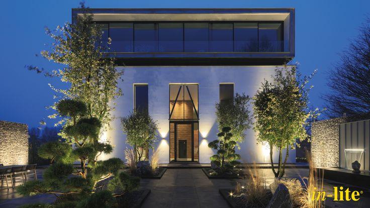 ACE UP-DOWN 100 - 230V | Garden | Outdoor lighting | Inspiration | Design | Rose Silver
