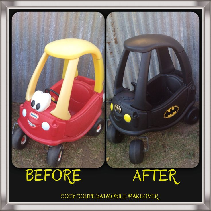 Pimp out the cozy coupe on pinterest little tykes cars and coupe