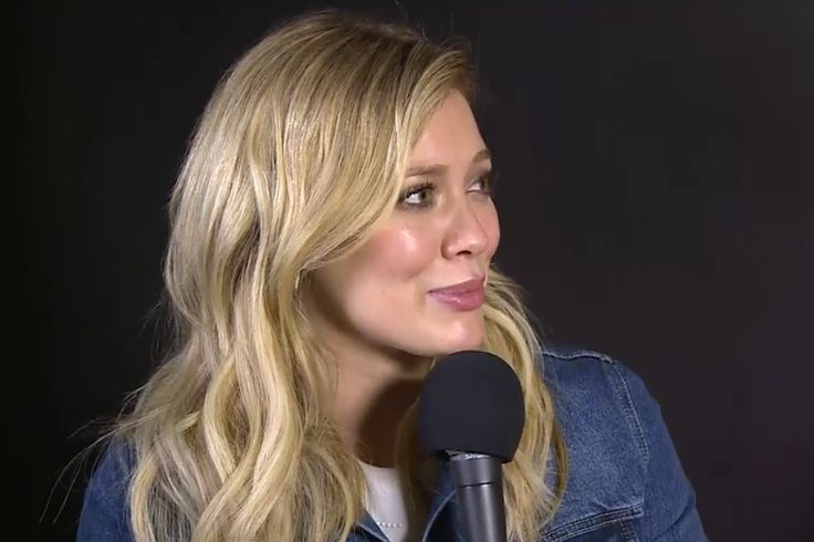 WATCH: Hilary Duff Talks to Taylor Kaye About Returning to Music and Recording with Ed Sheeran