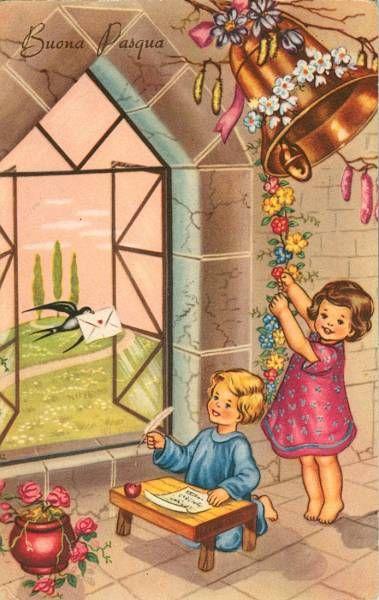 Buona Pasqua 1955