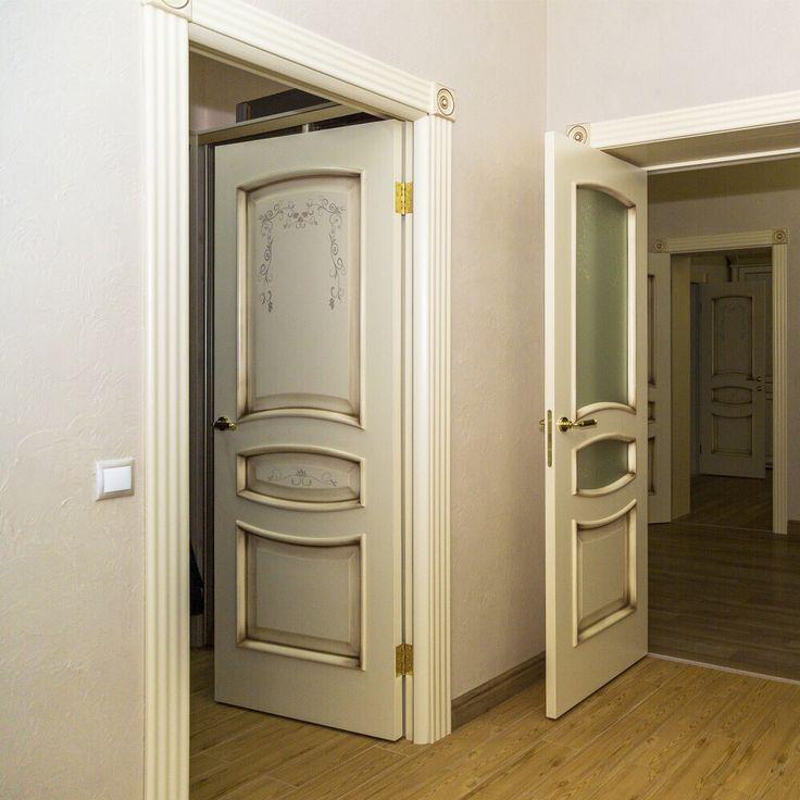 Межкомнатные двери RuLes  #дверь #межкомнатная #интерьер #русский_лес