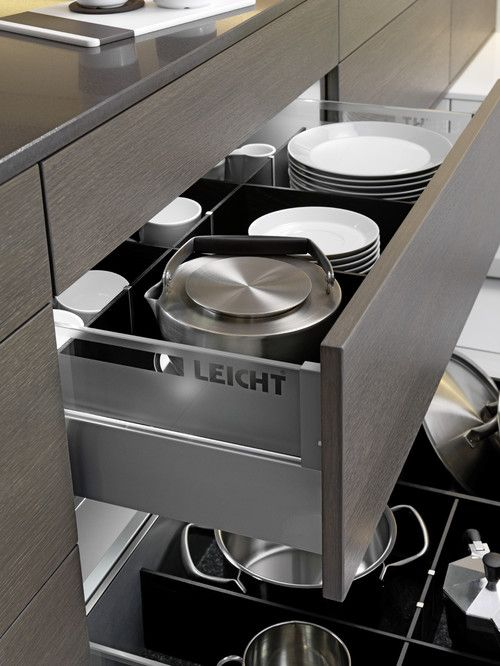 Modern Kitchen Drawer Organizers