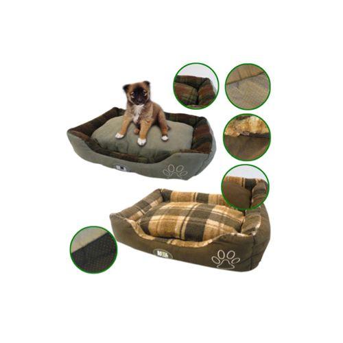 Para perritos pequeños es ideal esta cama rectangular de 61x45x13 cm que está en oferta a $20.900, rebajada desde $24.900 Emoticono smile http://bit.ly/CAP_CRec_S