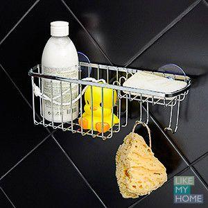 Купить полки для ванной комнаты в интернет-магазине Likemyhome.