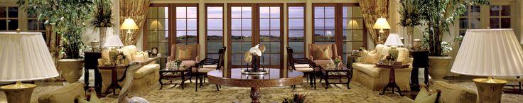 Charleston, SC Hotel: The Sanctuary Hotel, Kiawah Island's Oceanfront Beach Hotel, South Carolina