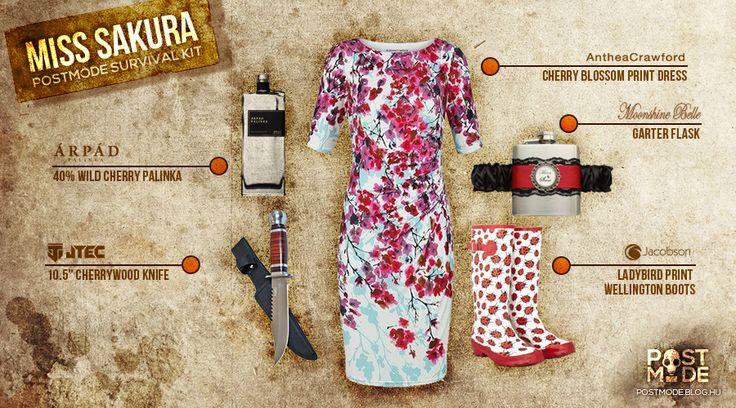 MISS SAKURA Survival Kit