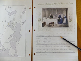 25 best ideas about florence nightingale biography on for Florence nightingale lamp template