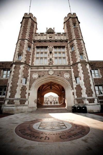 Dedication of the Danforth Campus | Washington University in St. Louis