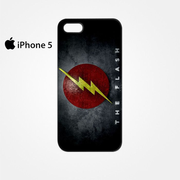 The Flash Logo for Iphone 4/4S Iphone 5/5S/5C Iphone 6/6S/6S Plus/6 Plus 3D Phone case