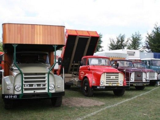 Diverse Daf Torpedo's trucks