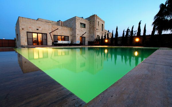 A country home in Malta