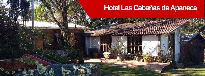 Hotel Las Cabañas de Apaneca, Ahuachapan, El Salvador. Fotos, recomendaciones, datos de contacto, actividades y atractivos turísticos cercanos al hotel.