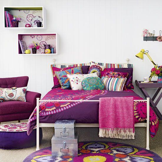 Best Teen Girls Room Decorating Ideas Images On Pinterest