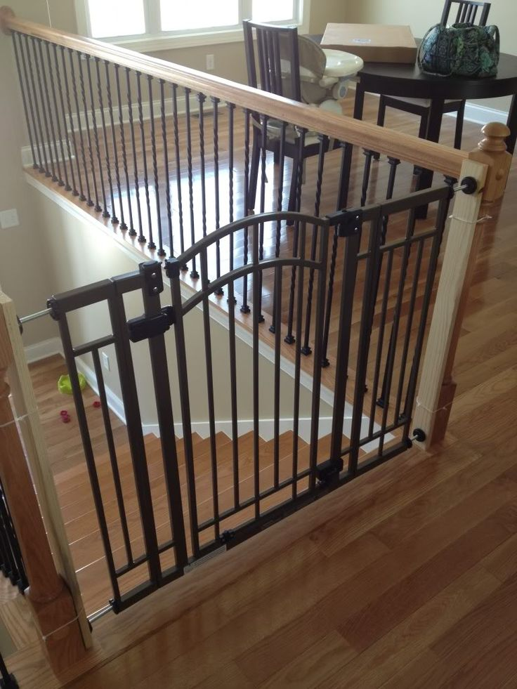 Split Level House...baby Proof Stairs???