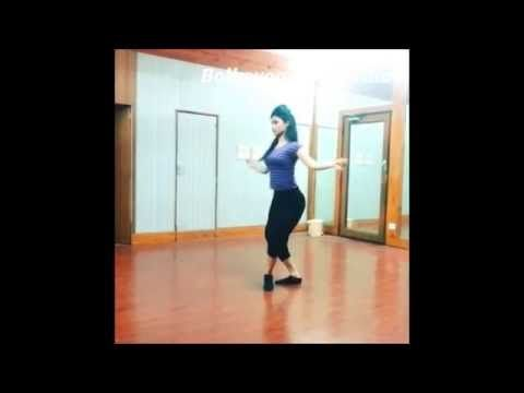 Mouni Roy's unseen dance rehearsal video - LEAKED VIDEO.