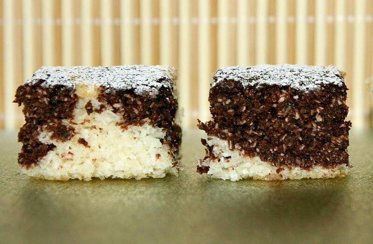 Posni kolač sa kokosom