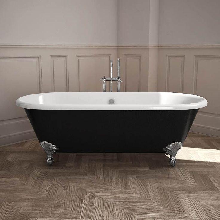 Les 25 meilleures id es de la cat gorie baignoire en fonte sur pinterest do - Poids baignoire fonte ...
