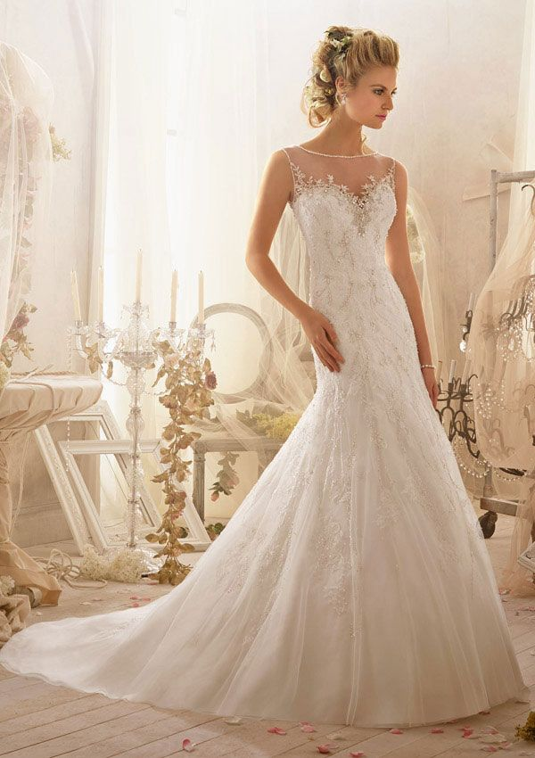 Tank Top Wedding Dress Vosoicom
