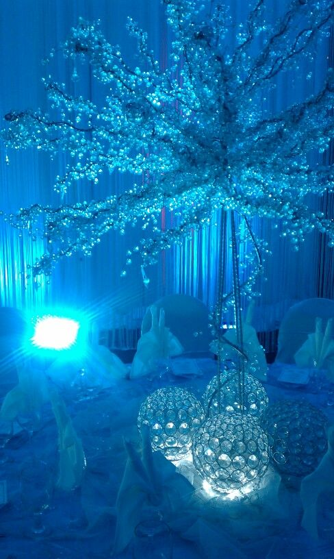 Winter Wonderland Wedding More
