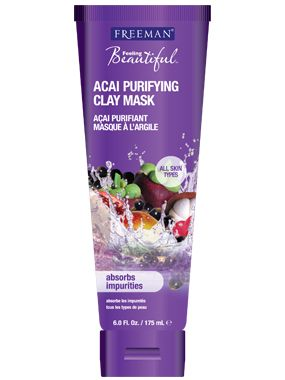 Acai Facial Purifying Clay Mask