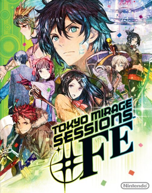 An Atlus-developed RPG for Wii U set in a modern-day world of music and art featuring characters and gameplay elements from Intelligent System's Fire Emblem franchise mixed with elements from the Shin Megami Tensei franchise.