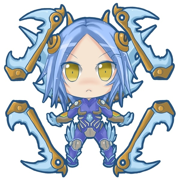 Chibi Irelia | League of Legends 10 | Pinterest | Chibi